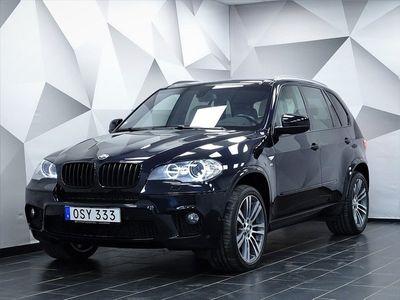 brugt BMW X5 40d M-Sport / Värmare