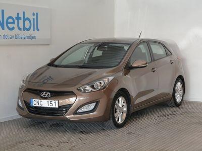 begagnad Hyundai i30 1.6 CRDi 110hk M-värm