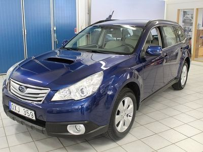 begagnad Subaru Outback 2.0D Business 4WD 150hk