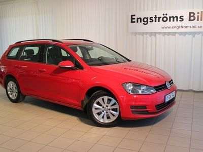 begagnad VW Golf Sportscombi