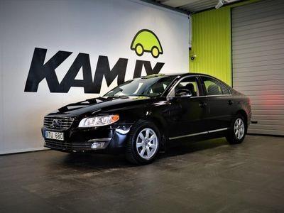 begagnad Volvo S80 D4   Summum   Drag   D- värm   Fullservad   SoV hjul163hk  