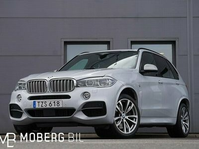begagnad BMW X5 M50d 381hk M Sport Individual Limited Edition