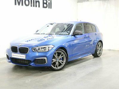 begagnad BMW M135 i xDrive Navigation