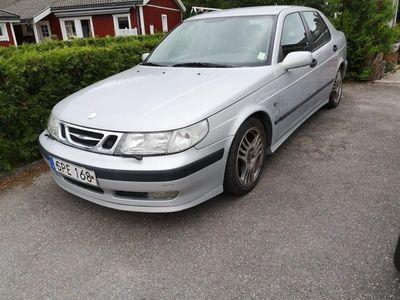 begagnad Saab 9-5 SportSedan 2.3 SE 185hkny bes drag
