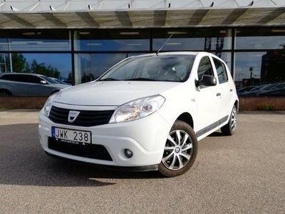 begagnad Dacia Sandero 1.6