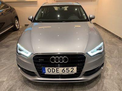 begagnad Audi A3 1.6,TDI,AWD,EURO 6,S-LINE,MOMS BIL