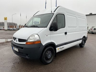 begagnad Renault Master 2.5 dCi L2H2 / 3-Sits / Drag / Värmare