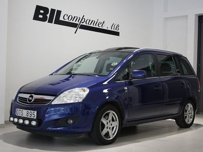 begagnad Opel Zafira II 1.8 Cosmo (140hk) -10