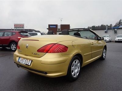 begagnad Peugeot 307 CC 2,0 / Cab