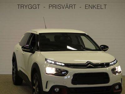 begagnad Citroën C4 Cactus PT110 SHINE TECH STYLE RÖD COLORPACK