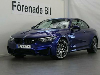 begagnad BMW M4 M Competition Paket Connected