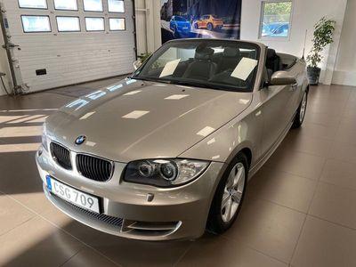 begagnad BMW 120 Cabriolet I