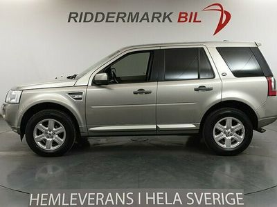 begagnad Land Rover Freelander 2.2 SD4 4WD Drag Navi Ny K-rem 190hk