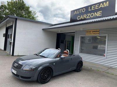 begagnad Audi TT Roadster 1.8 T 180hk,Nybesiktad,Toppskick
