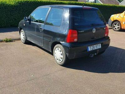 begagnad VW Lupo 1,4