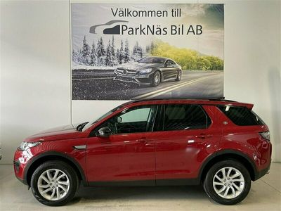 begagnad Land Rover Discovery Sport 2.0 TD4 4WD NAVI BUSINESS