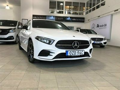 begagnad Mercedes A250 E