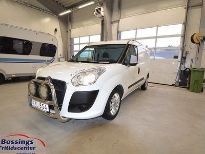 begagnad Fiat Doblò Cargo . renoverad växellåda 2014, Transportbil 68 500 kr