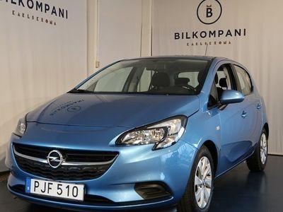 begagnad Opel Corsa Enjoy 5-dörrars 1.3 2017, Halvkombi 82 500 kr