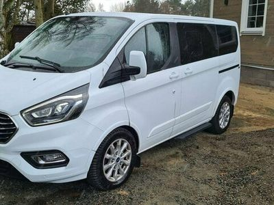 begagnad Ford Custom TOURNEO