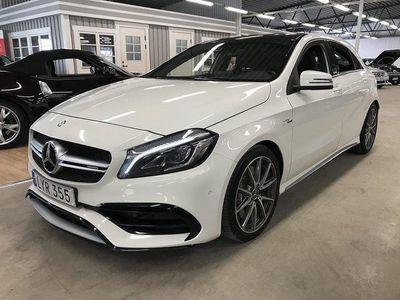 begagnad Mercedes A45 AMG 381HK Speedshift 1-Äg