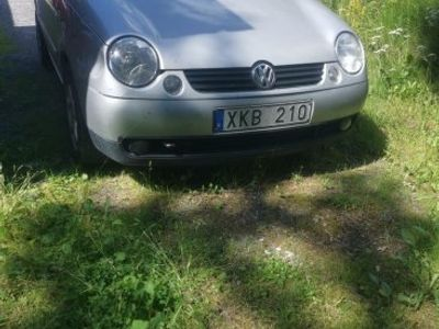 begagnad VW Lupo 1.4tdi -00