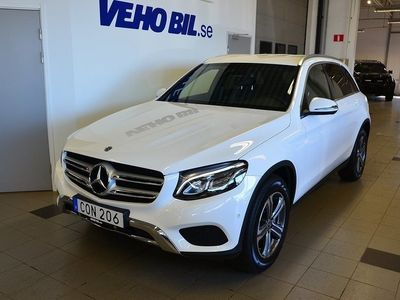 usata Mercedes GLC220 d 4Matic, Värmare, Backkamera, Dragkrok,