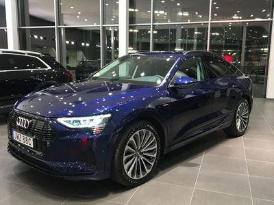 begagnad Audi E-Tron - SPORTBACK 50