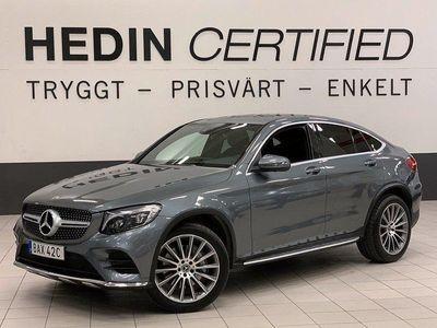 begagnad Mercedes GLC250 d Coupe 204Hk 4Matic AM