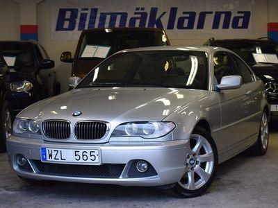 begagnad BMW 320 Ci Coupé LÅGA MIL 2006, Sportkupé 69 900 kr