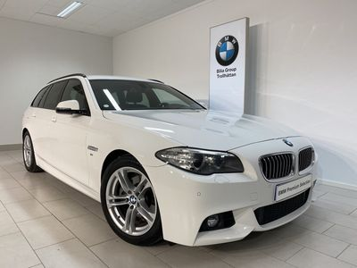 begagnad BMW 520 d Touring Aut M-Sport / Drag / Läder