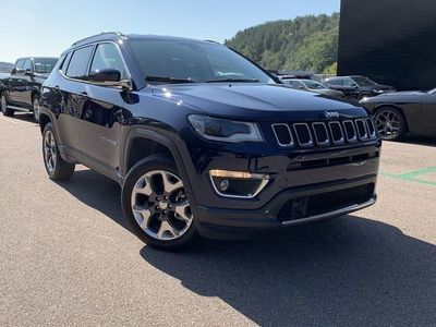 begagnad Jeep Compass limited