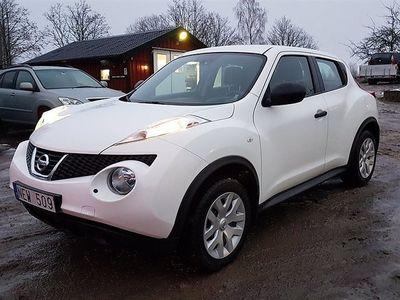 begagnad Nissan Juke 1.6 Crossover