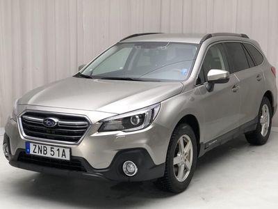 begagnad Subaru Outback 2.5i 4WD 2019, Kombi 285 000 kr