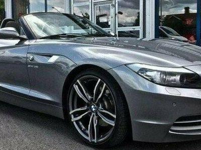 begagnad BMW Z4 SDrive 35 i DTC sport 308 hk