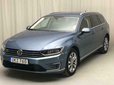 begagnad VW Passat 1.4 Plug-in-Hybrid Sportscombi