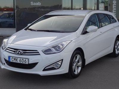 begagnad Hyundai i40 Go Edition 136hk Aut ¤2550mil¤