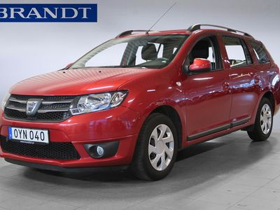 begagnad Dacia Logan  0,9 TCe 90 hk Laureate II