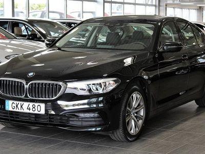 begagnad BMW 520 d Sedan Sport Line Aut Nav Backkamera Euro 6