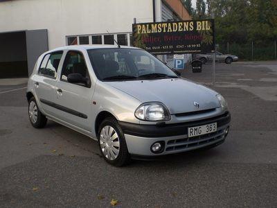 begagnad Renault Clio 1.2 58hk -00