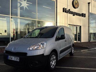 begagnad Peugeot Partner 90hk L1 Automat & Värmare