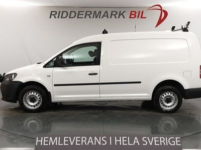 begagnad VW Caddy 2.0 TDI Maxi Skåp 4-motion (110hk)