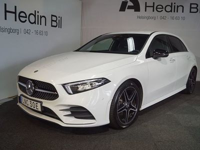 used Mercedes A180 D AMG-Line Automat