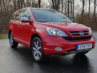 begagnad Honda CR-V 2.0 Executive Pano/GPS/Läder/Auto