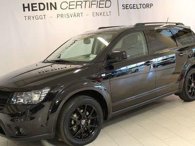 brugt Fiat Freemont 2.0 D 170HK AWD AUTO BLACK CODE 7-SITS S+V-HJUL
