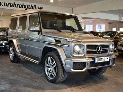 begagnad Mercedes G63 AMG AMG SpeedShift Designo 544