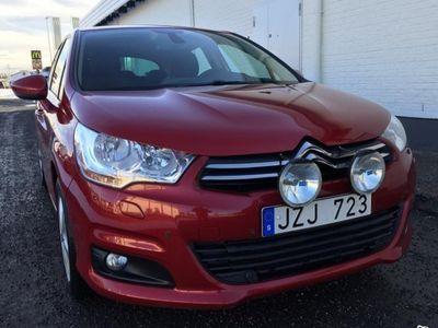 begagnad Citroën C4 1,6 Hdi Aut Krok Värmare V-hjul -13