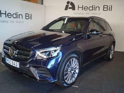 begagnad Mercedes GLC350 D AMG-Line //Dragkrok//Parkeringsvärmare