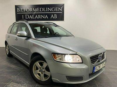 begagnad Volvo V50 D2 Kinetic 115hk 18000mil AUX Diesel-värmare Bes