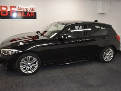 begagnad BMW 118 i 5-dörrar 5-door M Sport Euro 6 136hk